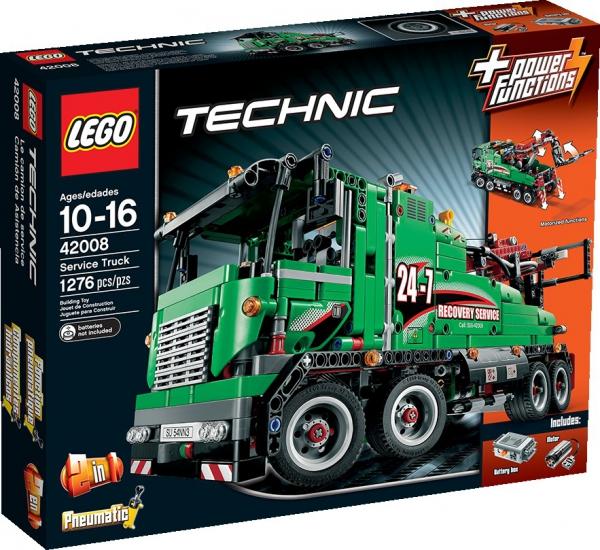 42008 - Service Truck