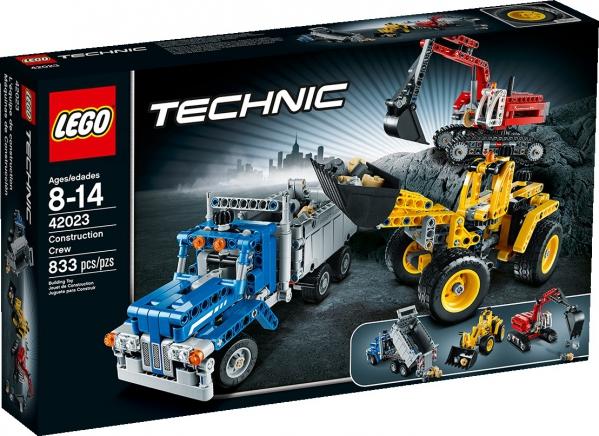 42023 - Construction Crew