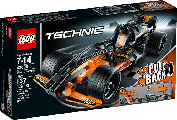 42026 - Black Champion Racer