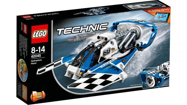 42045 - Hydroplane Racer