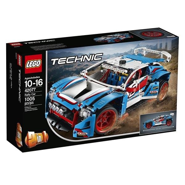 42077 - Rally Car