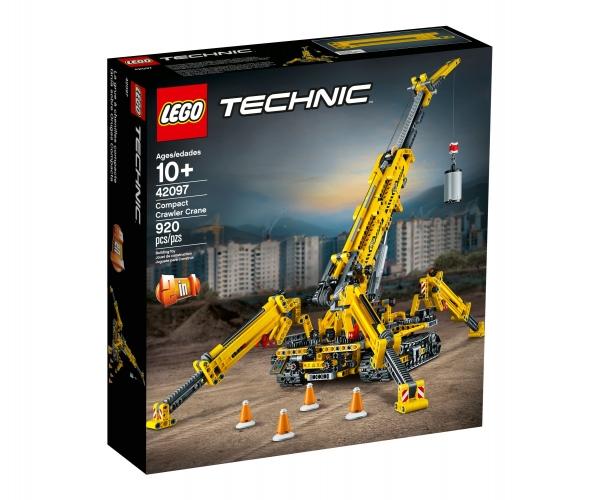 42097 - Compact Crawler Crane
