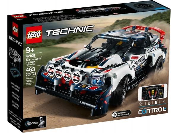 42109 - Top Gear Rally Car