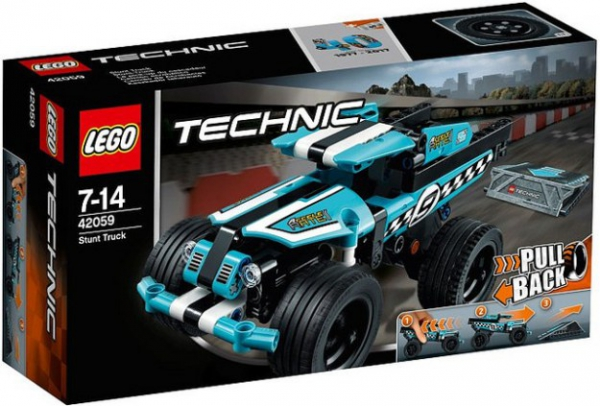 42059 - Stunt Truck