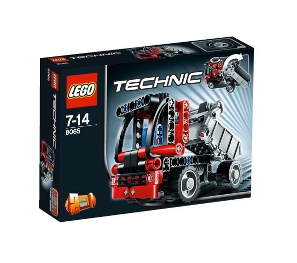 8065 - Mini Container Truck