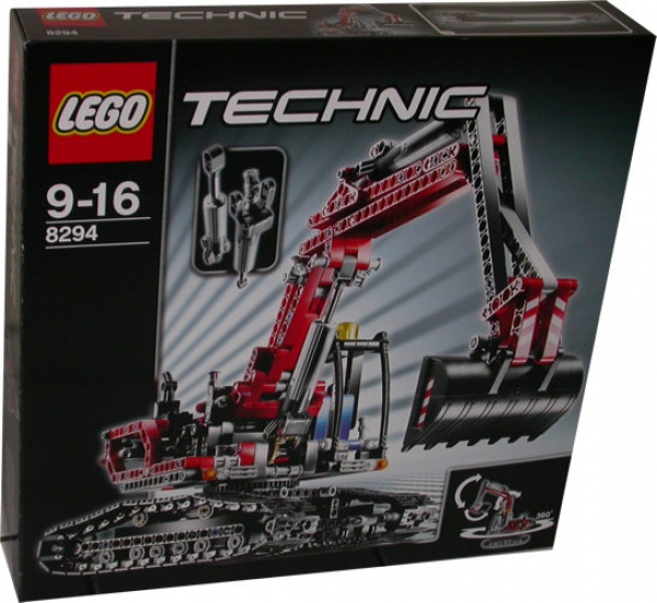 8294 - Excavator