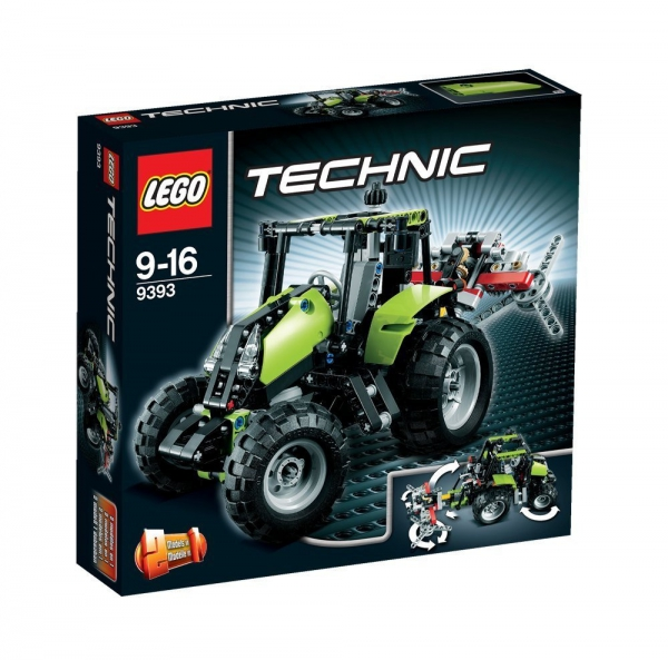 9393 - Tractor